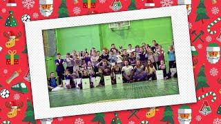 Фото Новогодняя сказка  «Локомотив» побывал в Ивашковском детском приюте