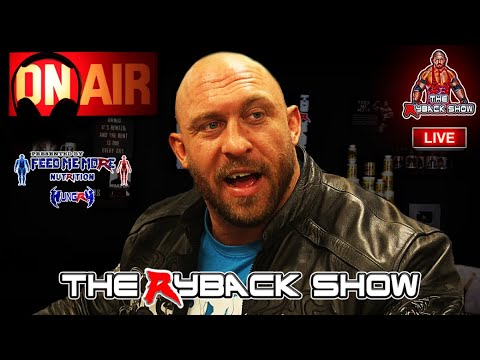 Download The Ryback Show Sunday Live Presented by Feed Me More Nutrition