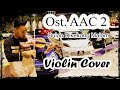 Rossa - Bulan Dikekang Malam (Ost. AAC 2) Violin Cover By Hamdan Vicky
