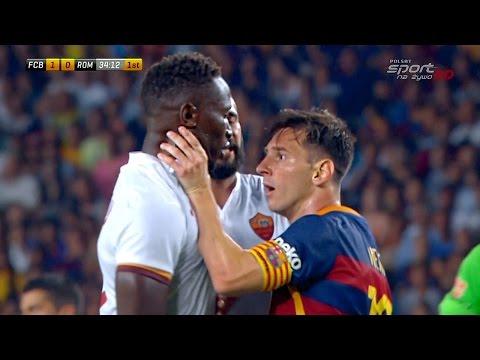Lionel Messi vs AS Roma (Joan Gamper Trophy) | HD | 1080p 60fps | bytrickstar