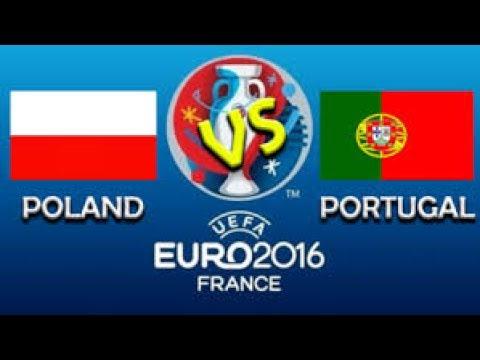 Loạt đá penalty giữa Bồ Đào Nha và Ba Lan  Euro 2016