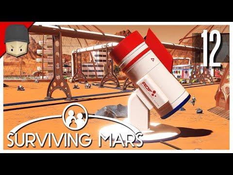 Surviving Mars - Ep.12 : METEOR DEFENSE SYSTEM