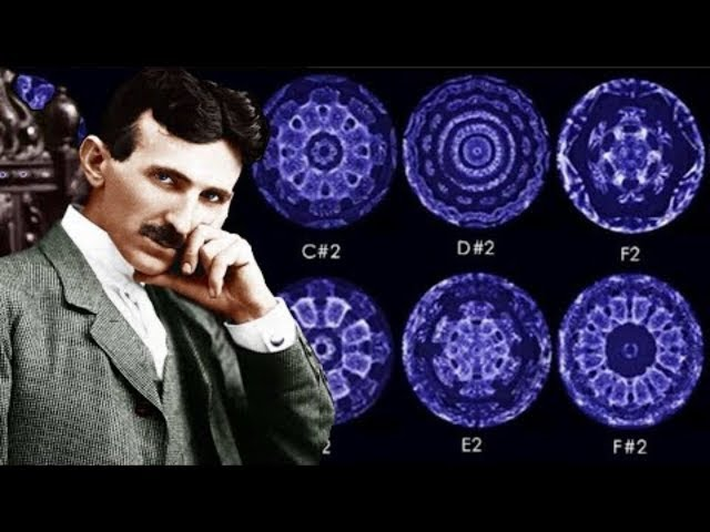 The Secret Power of Sound, Vibrations, and Frequencies