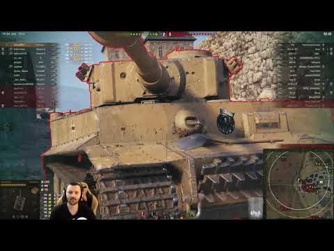 World of Tanks - Dank MM for Average Tank (T-54 mod.1) thumbnail
