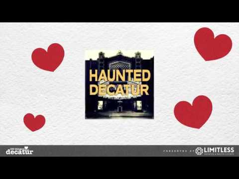 100 Things - Haunted Decatur Tours