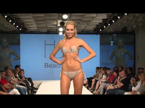 HJT Beachwear Fashion Show #maredamare2014