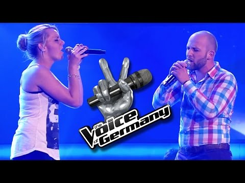 Unendlich - Johanna & Jonathan Deis | The Voice | Blind Audition 2014