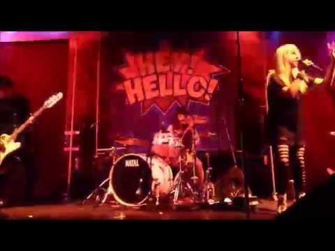 Hey Hello & Wildhearts  P.H.U.Q Tour - O2 Academy Bristol 24/9/15