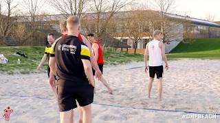 Beach handball: Sådan spiller du beach handball - Del 1