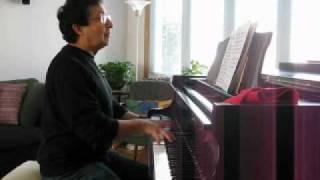 Flor de Lino - Vals - Izak Matatya, piano