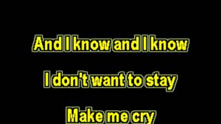 Pearl Jam - Yellow Ledbetter karaoke
