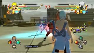 Naruto Shippuden Ultimate Ninja Storm 3 - Ranked Fights #1