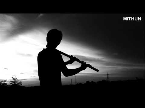 Raag Kalavati on Flute by MiTHUN || Sad Flute || Banshi