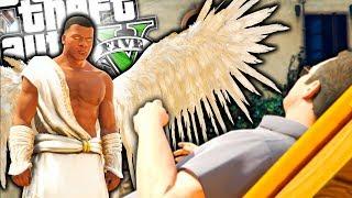 ¿Qué pasa si juegas GTA 5 en SAN VALENTÍN? ❤️ *(Cupido aparece)* - GTA V MODS