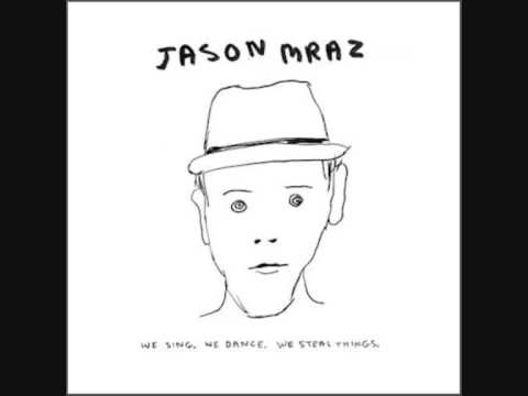 Jason Mraz - Geek In The Pink (With Lyrics)
