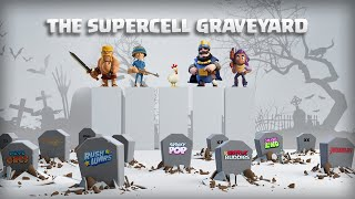 A Look at Every Game Supercell Killed -