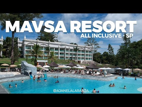 Mavsa Resort, um final de semana delicioso!