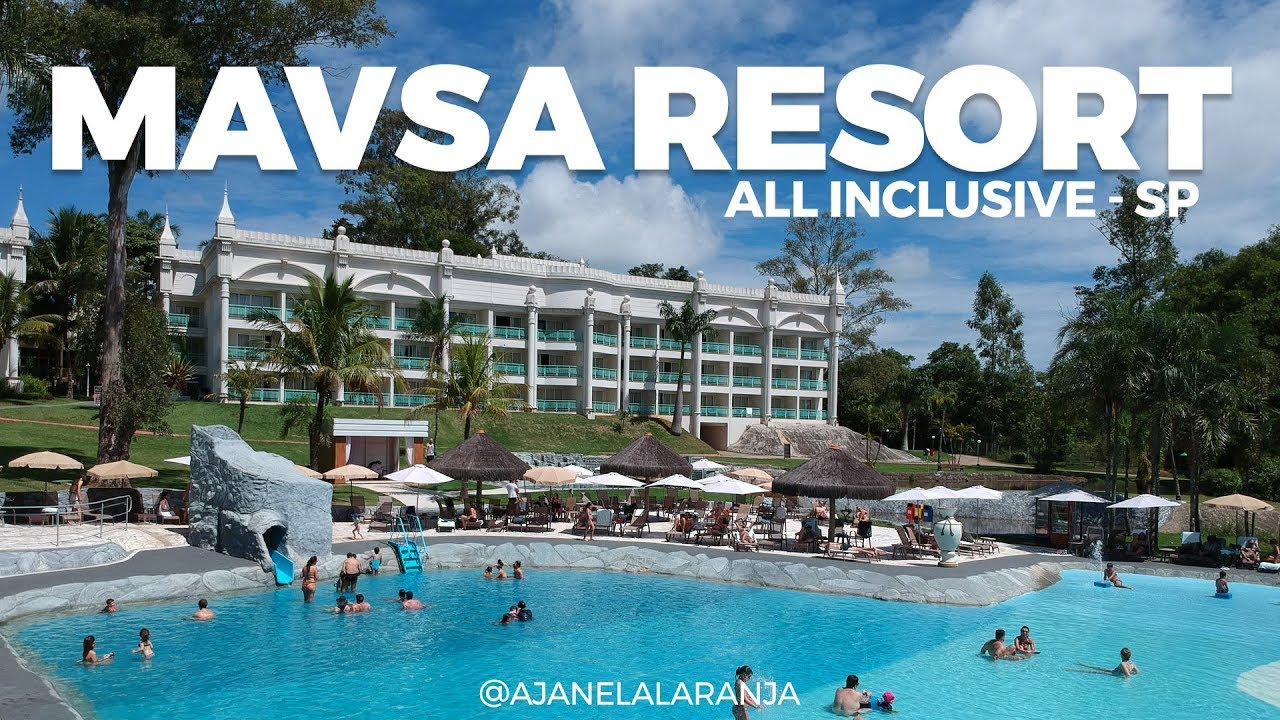 Um Final De Semana Delicioso: Mavsa Resort, Um Final De Semana Delicioso!