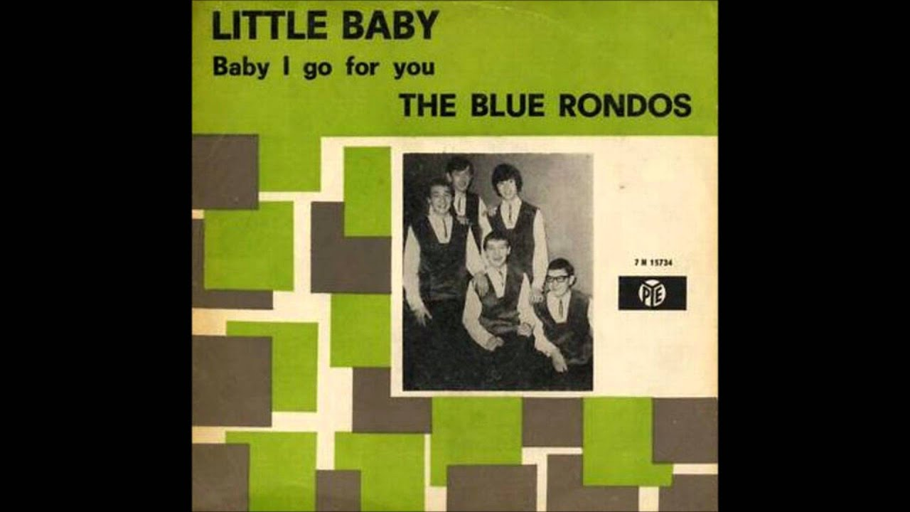 Blue Rondos Little Baby