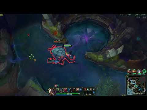 League Of Legends Big Bad Warwick - 6/7/10