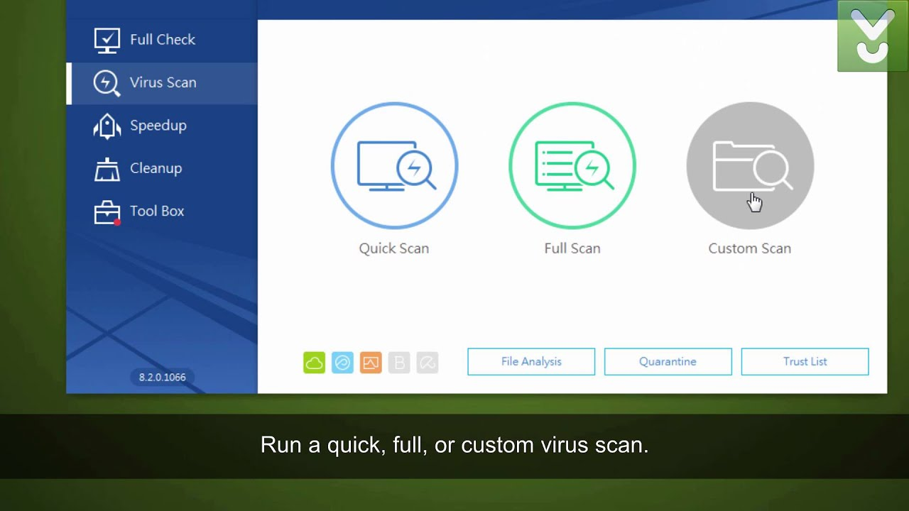 360 Total Security 2016 - Protect and maintain your PC - Download Video  Previews