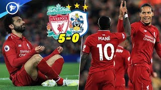 La prestation XXL de Liverpool impressionne l'Angleterre | Revue de presse