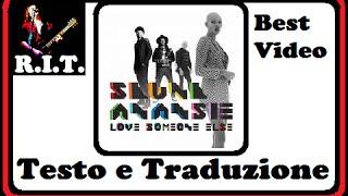 Love Someone Else - Skunk Anansie con testo e traduzione