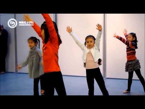 2013孔子学院网络春晚——舞蹈《种太阳》