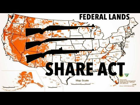 Gun Owners: Get Behind The SHARE Act, Now!