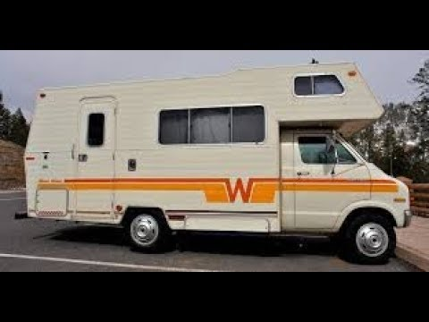 77 Dodge Minnie Winnie Motorhome rebuild and remodel
