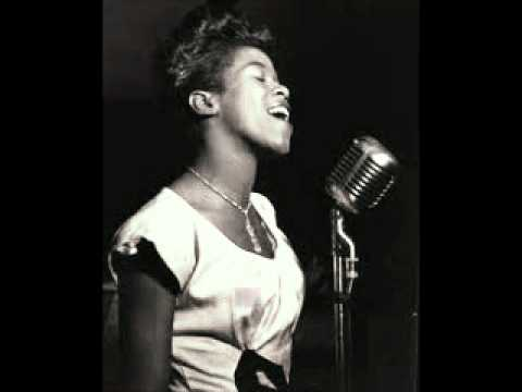 Sarah Vaughan   They can't take that away from me