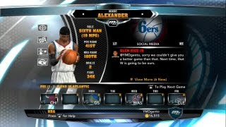 NBA 2K14 MyCAREER Tutorial - How To Get The LeBron James Signature Skill in My Career Mode!