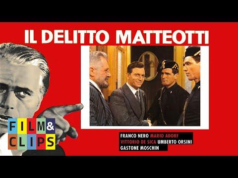 Il Delitto Matteotti Film Completo by Film&s