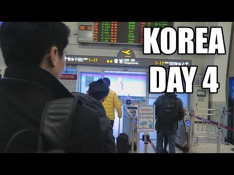 KOREA DAY 4 VLOG | GOODBYE SEOUL, HELLO JEJU