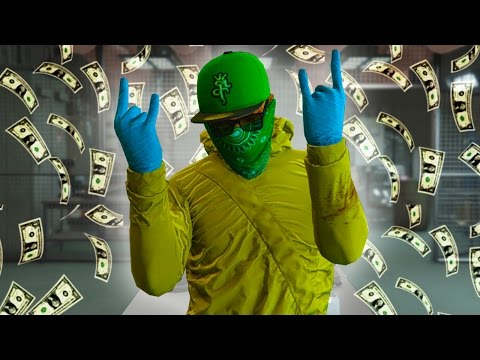 GTA 5 DLC - INSANE MONEY MAKING SPREE IN GTA ONLINE! (SELLING EVERYTHING)
