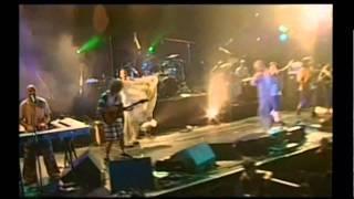 La Bolsa (De La Cabeza En Vivo) (HD) - Bersuit Vergarabat