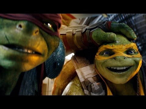 Черепашки-ниндзя 2 - Дублированный Трейлер 3 (2016) Teenage Mutant Ninja Turtles 2