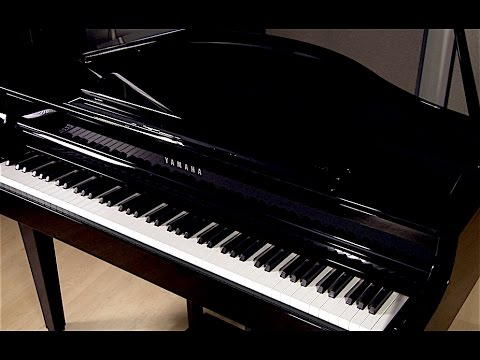 yamaha clavinova clp 565gp video owner 39 s manual youtube