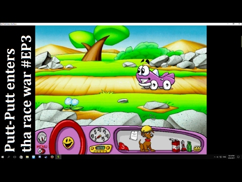 Putt-Putt Enters the Race EP3: Theon had it good...  
