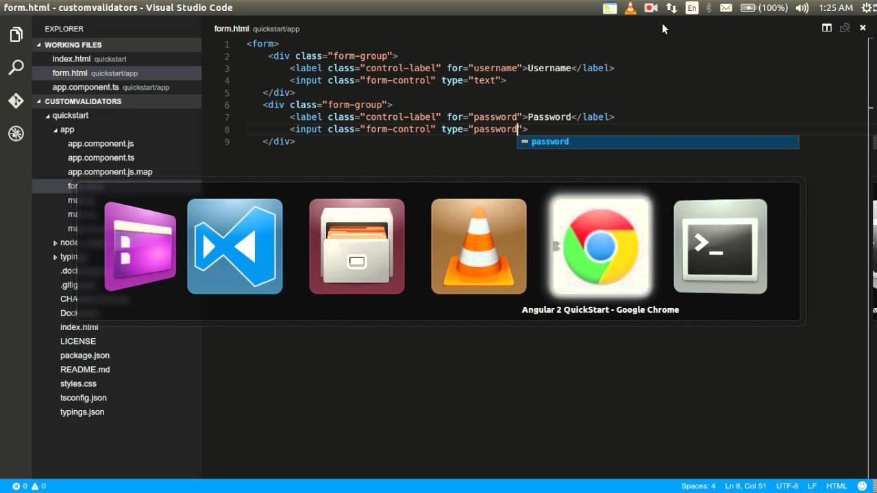 Angular 2 – Building Custom Form Validators | T-Pub :)