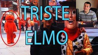 """Triste Elmo"" - Photoshop Battle - Beginner Spanish"