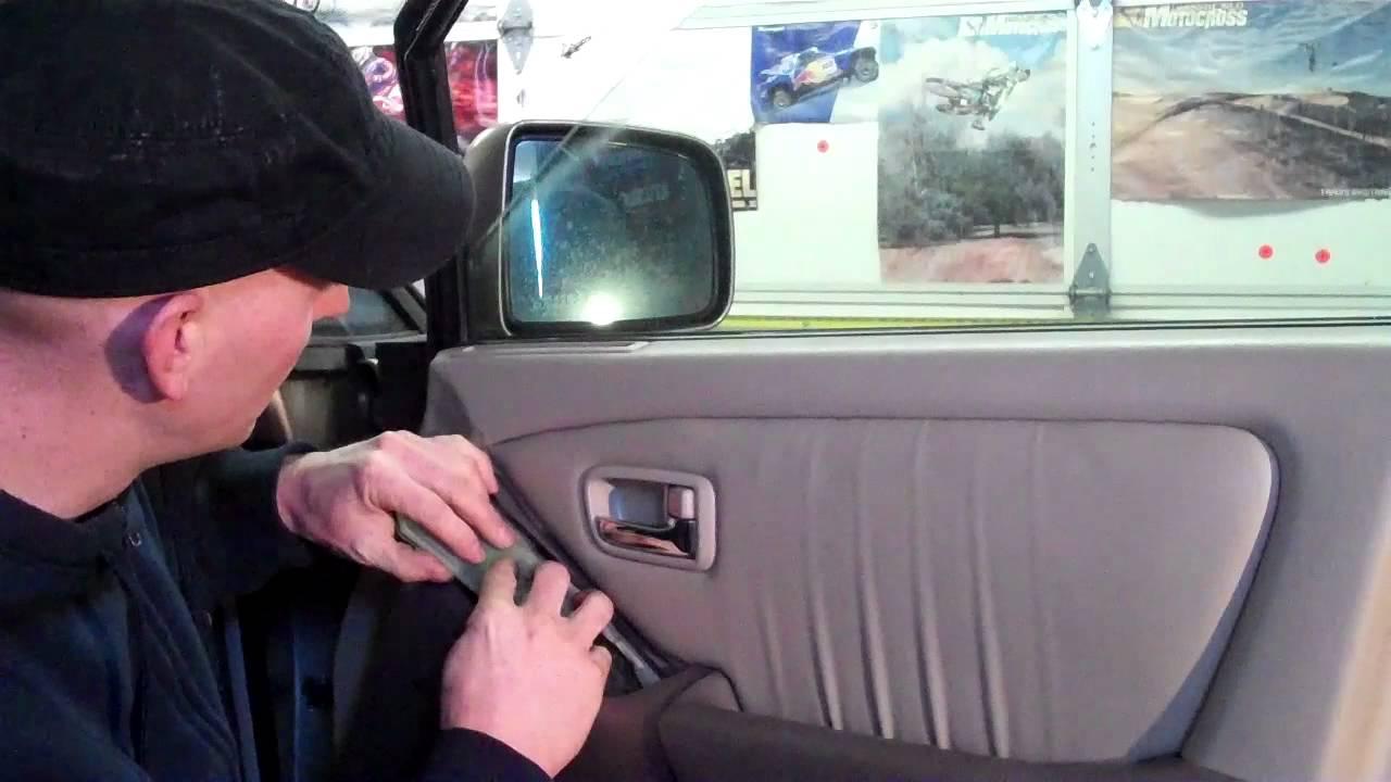 I Wiring Diagram How To Fix Your Toyota Lexus Window Switch Problem Youtube