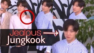 watch 11 min long jungkook being jealous 2018