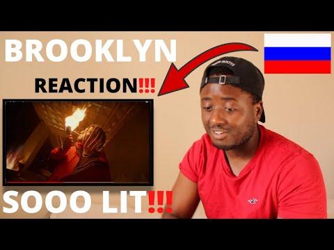 RUSSIAN RAP REACTION!!! Miyagi & Andy Panda Feat. TumaniYO - Brooklyn (Official Video) 🔥