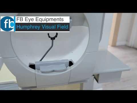 FB Eye Equipments Presenta: Visual Field Humpfrey