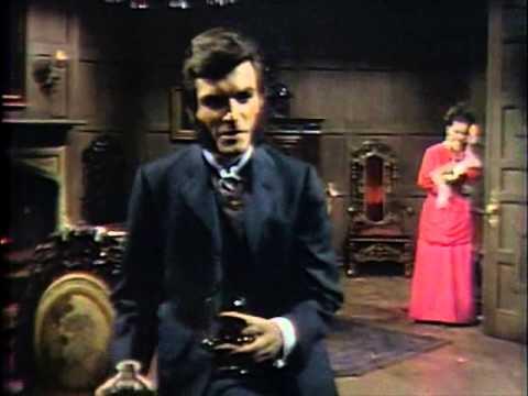 Dark Shadows 1897 :  Quentin The Callous Hypocrite
