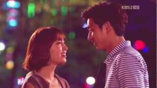 KBS Drama Big  ~ Hope - Love of my life ~ Gil Da Ran & Kyung Joong Kiss Scene