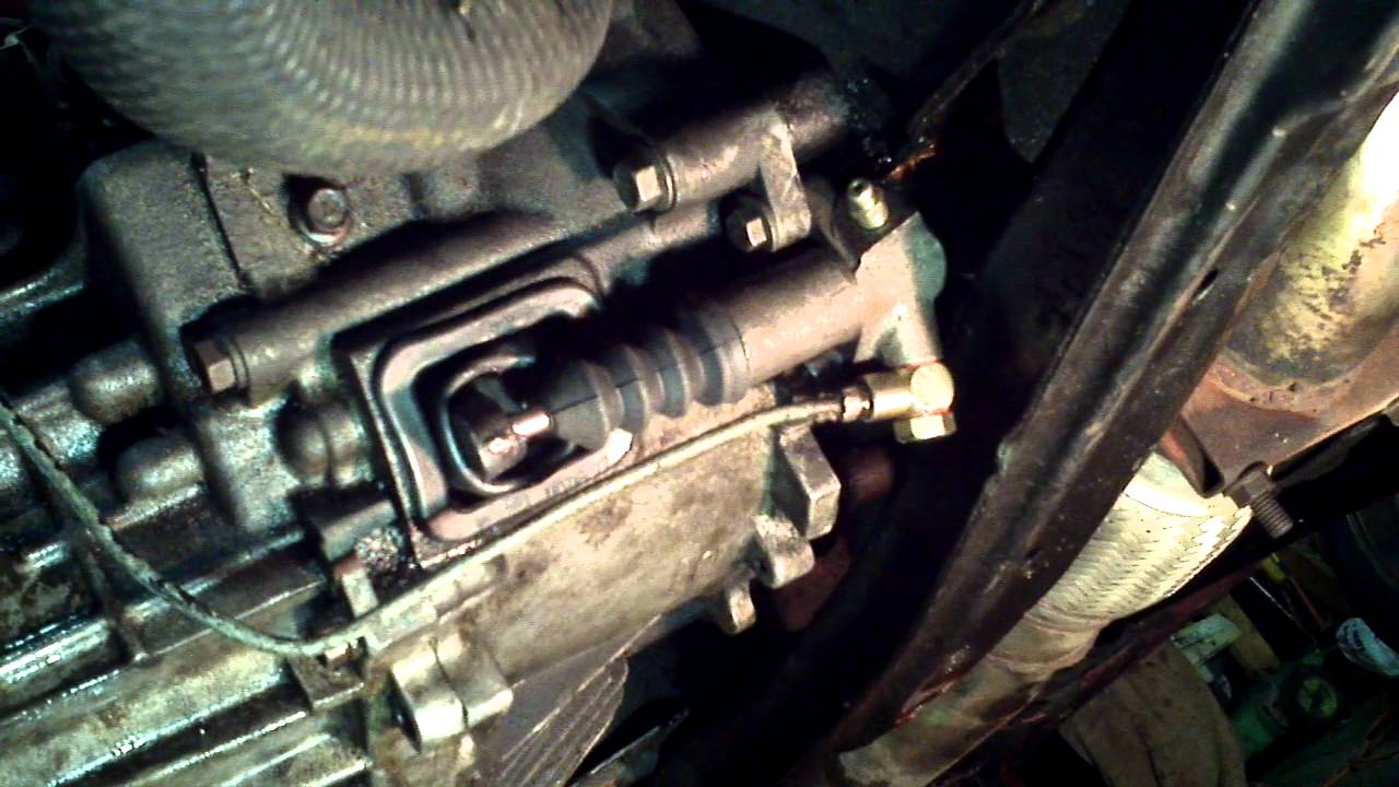 1g eclipse clutch problem - YouTube