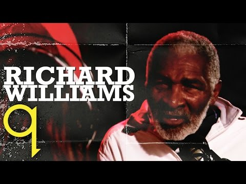 Richard Williams on raising champions