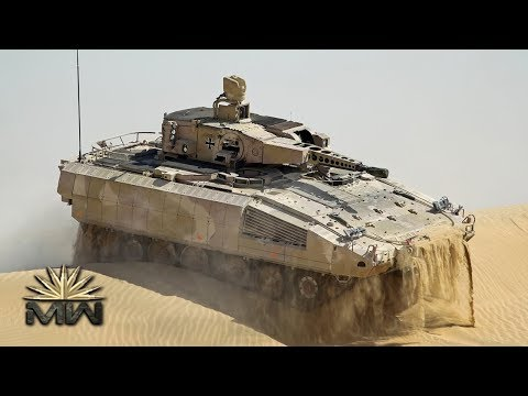 Puma (IFV) - German Infantry Fighting Vehicle [Review]